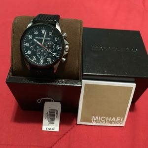Michael Kors men's chronograph watch | MK8334 |